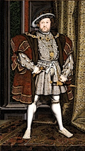 Henry VIII Famous English King